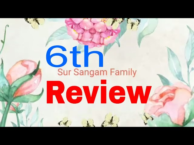 review # 6 sur sangam harmonium
