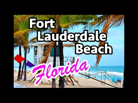 Fort Lauderdale Beach, Florida, USA - Beach Party, Cruise Port, Travel Guide