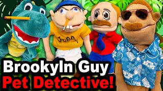 SML Movie: Brooklyn Guy Pet Detective!