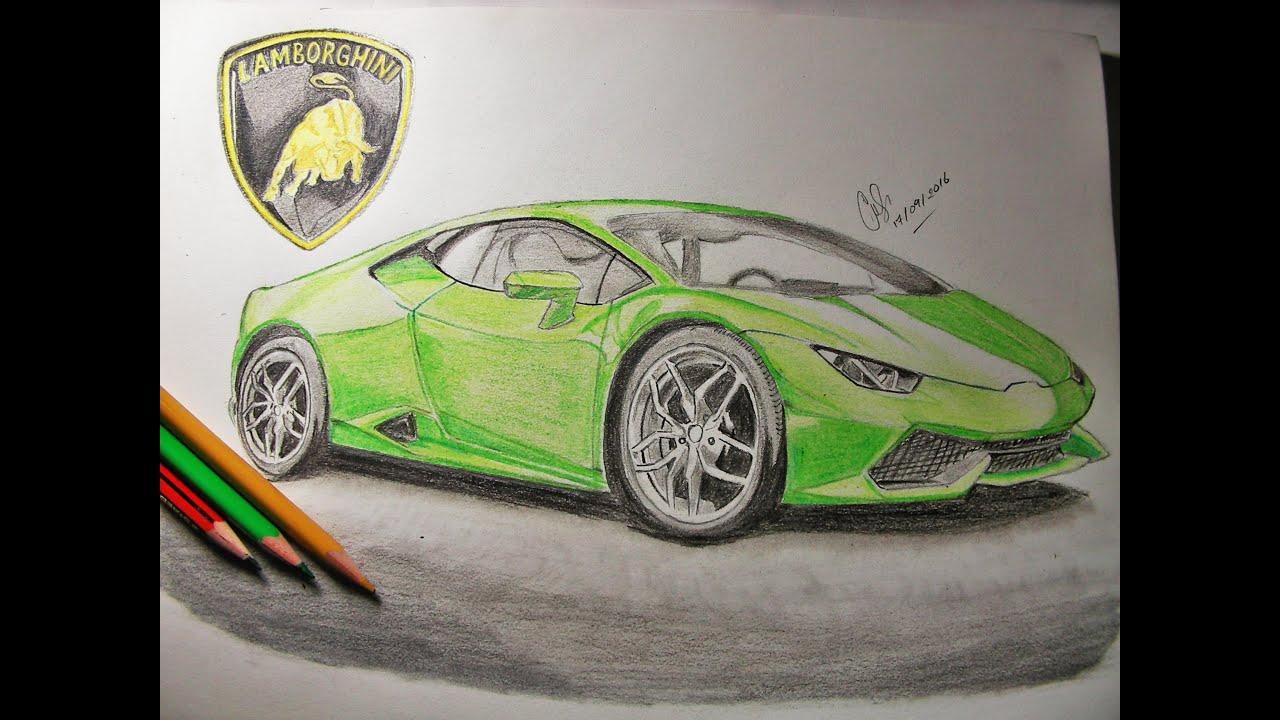 Imagenes De Un Lamborghini: Dibujos De Lamborghini