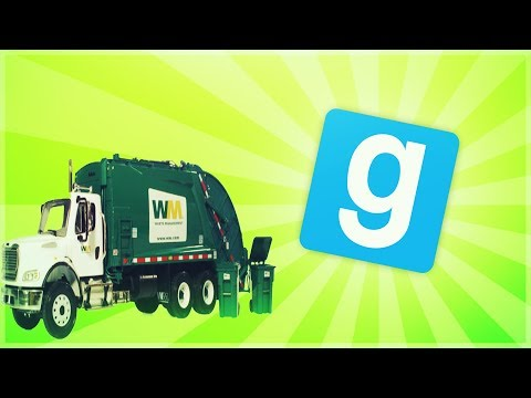GMOD - Trashman - Cha-Ching - Comedy Gaming