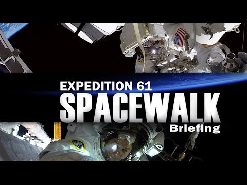 Astronauts to Conduct 10 Complex Spacewalks Mp3