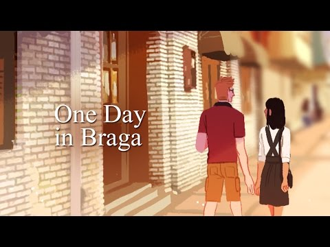 One Day in Braga