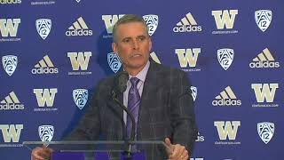 Chris Petersen says being a head coach can `become very heavy`