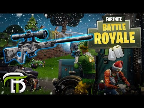 SURVIVE THE HOLIDAYS (Fortnite Battle Royale)