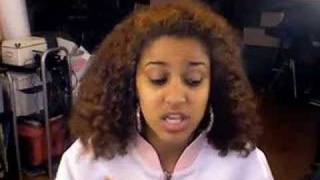 "Zewdy singing ""Torn"" by LeToya Luckett [Shanice Request]"