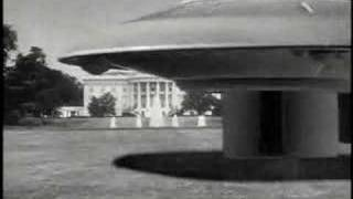 Earth Vs. The Flying Saucers trailer
