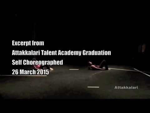 Excerpt From Talent Academy Graduation