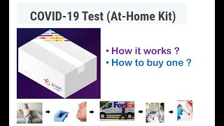 Pixel Labcorp kit for Covid 19 (Corona). How to buy and use?