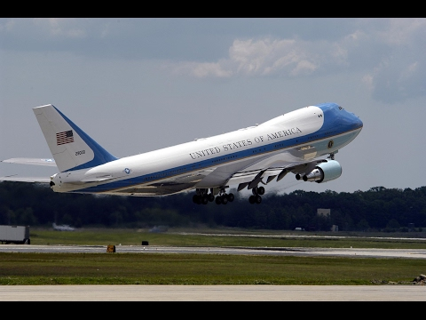 Five Amazing Facts About The Boeing VC-25