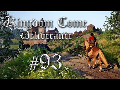 Kingdom Come #93 - Kingdom Come Deliverance Gameplay German