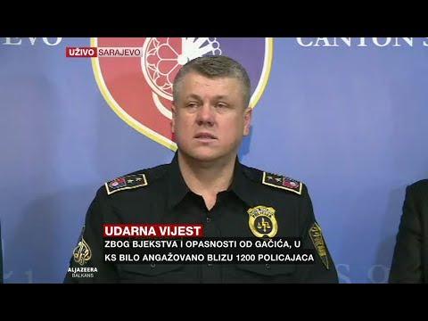 Halilović: Gačić se odbio predati
