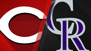 3/23/18: Arenado, CarGo lead Rockies to 8-2 win