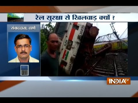 9 coaches of Nagpur-Mumbai Duronto Express derail, injuries reported