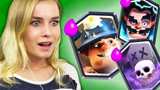 UNLOCKING LEGENDARY CHESTS! (Clash Royale)