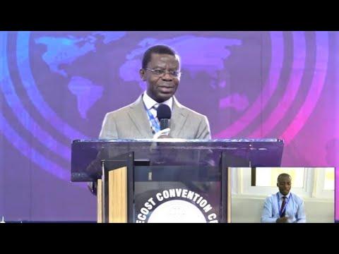 The Christian And The Lordship Of Christ - Apostle E. Gyesi-Addo