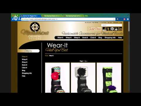 Rescuing Websites reviews Medifashion - Cast Medic Designs to see what works well on this site an...