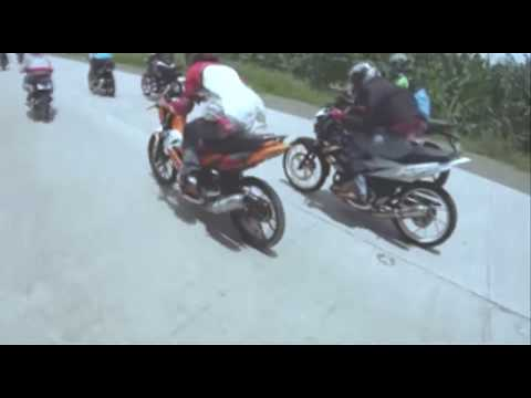 PANTUKAN STREET RACING (NO RULES) WITH TAGUM CITY AND PANABO  CITY RIDERS