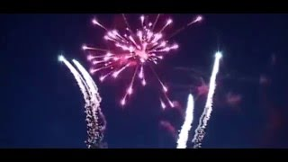 FireEDGE   огненное шоу в Омске  пиротехника