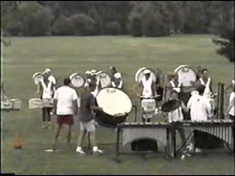 1997 - Colts - Percussion Feature