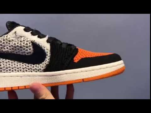 068a463f3d1744 Nike Air Jordan 1 Retro Low Flyknit Shattered Backboard AH4506 100 at  www.nikeruningshoes.com