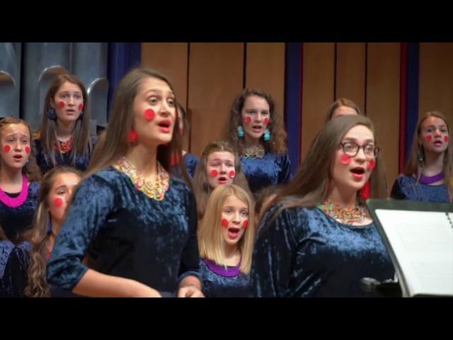 World Choir Games 2018 -  Afrikaans Hoër Meisieskool, South Africa