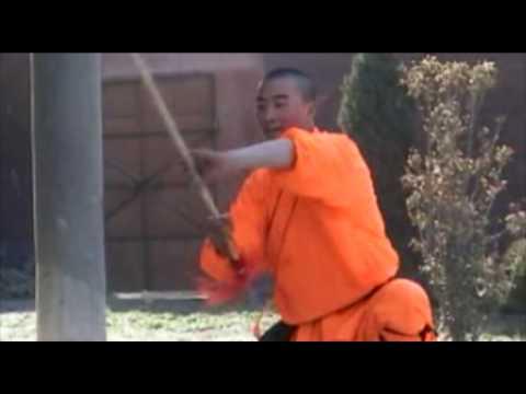 Shaolin Quiding Qiang Spear Form