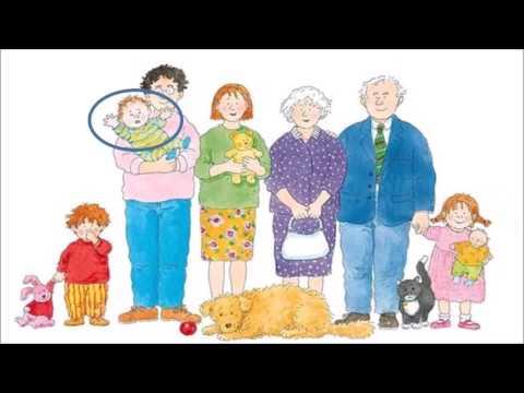 Magnifiek woordenschat kleuters familie - YouTube #NS22