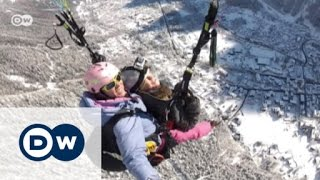 Chamonix: Paragliding on Mont Blanc | Check-in