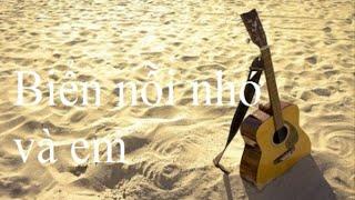 [Hướng dẫn Guitar] Biển nỗi nhớ và em solo - Guitar Tab