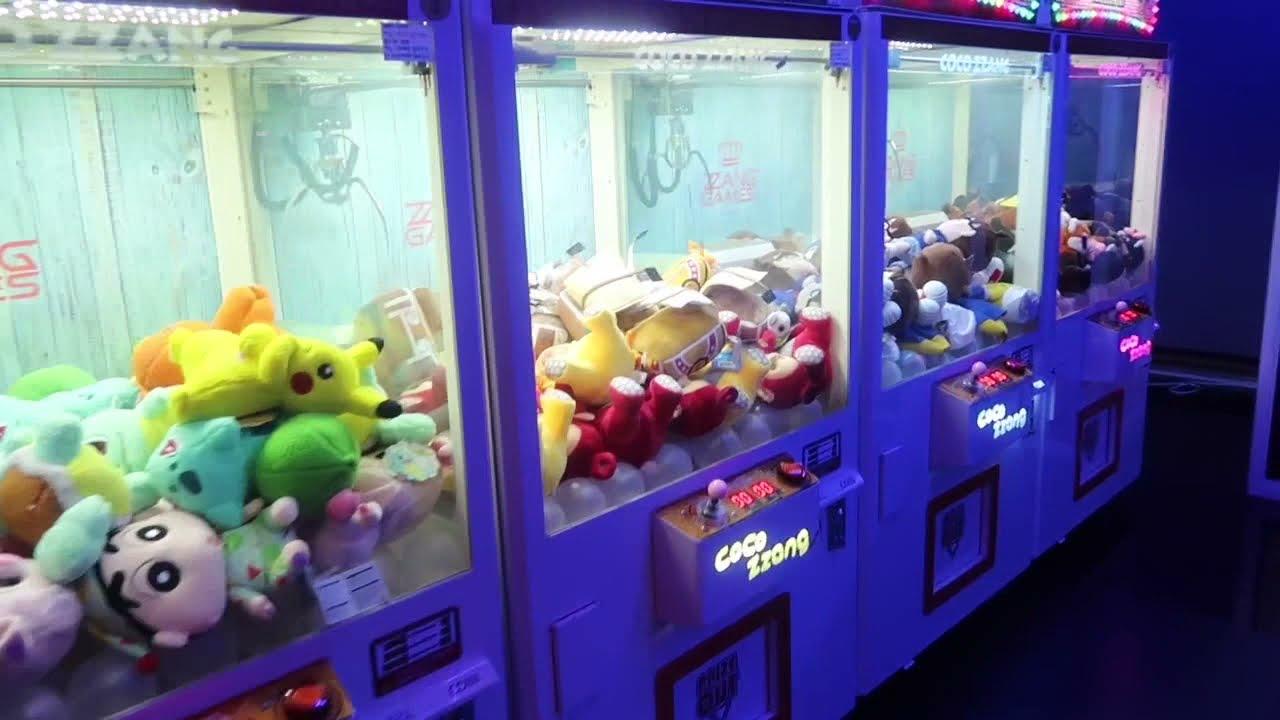 Корея игровые автоматы музей советских игровых автоматов для двоих