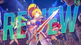Empire of Angels IV Switch Review - Tactical RPG! (Video Game Video Review)