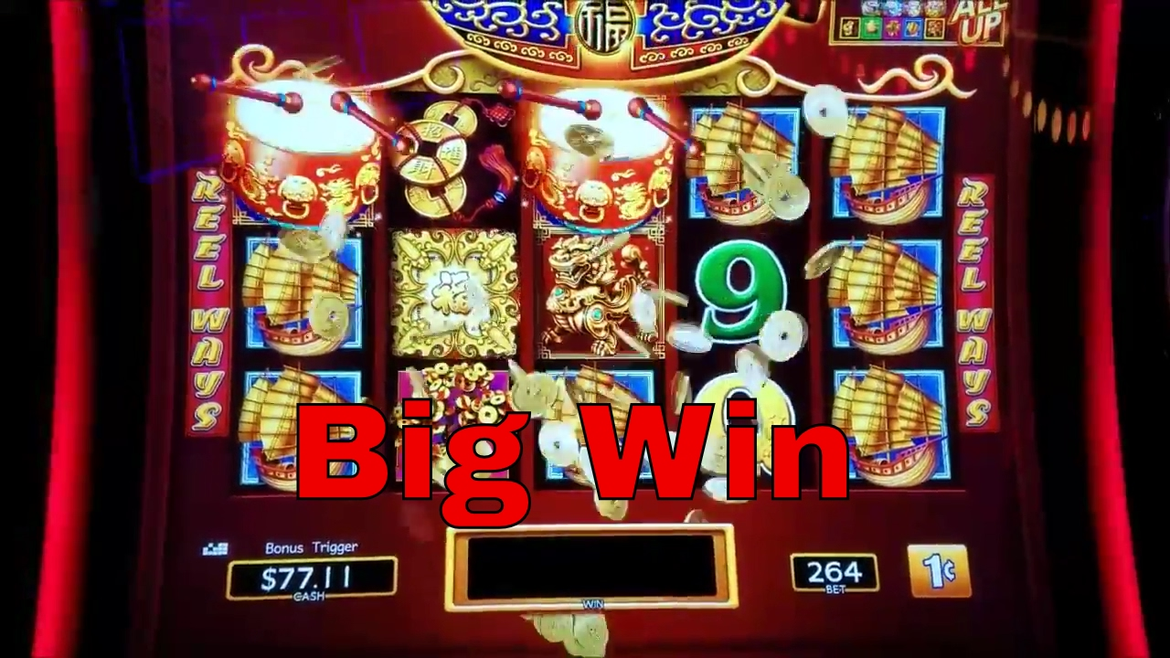 Dancing Drums Slot Machine 🤑 Big Win 🤑 Bonus Live Play