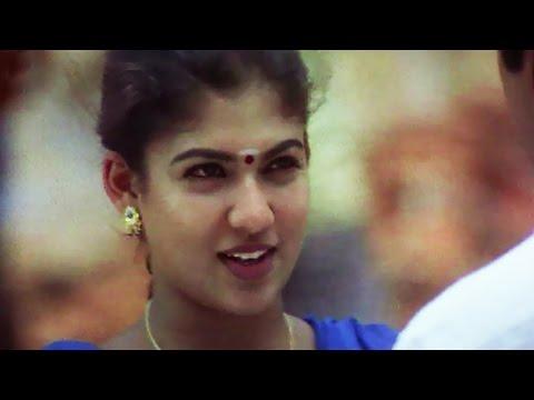 Nayanthara flirts with Sarath Kumar | Ayya | Tamil Movie - Part 4
