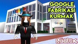 🏭 Wir bauen unsere eigene Google Factory 🏭 | Google Factory Tycoon | Roblox Englisch