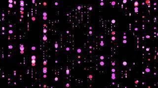 Ascending Pink Circles | 4K Relaxing Screensaver