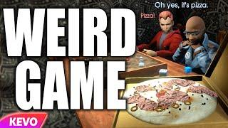 weird game