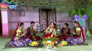 Gauri Ke Lalana गणेश  - Bhajan Kirtan- Anu Dubey - Bhojpuri Ganesh Bhajan Song 2015