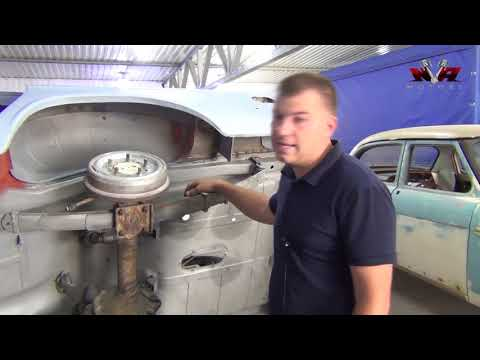 ГАЗ-24 проект из
