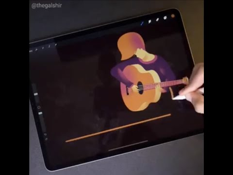 THE MOST AMAZING IPAD PRO ART & CALLIGRAPHY VIDEO COMPILATION (Technology & Apple Pen)