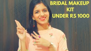 Bridal Makeup Kit under Rs 1000