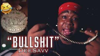 DeeSavv - Bullshit ( OFFICIAL MUSIC VIDEO )