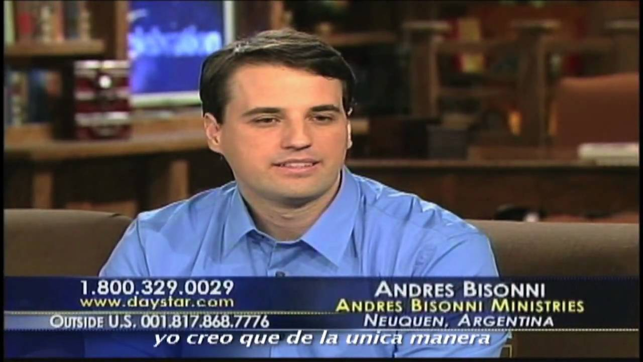 Testimony of Andres Bisonni. Daystar Television Network
