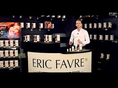 Aequo Color - NATURAL AND ORGANIC PERMANENT HAIR DYE COLOR by Eric Favre Paris