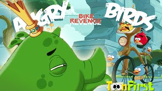 Angry Birds: Angry Birds Bike Revenge - Angry Birds Games