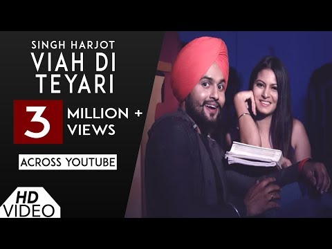 Viah Di Teyari (Full Song) | Singh Harjot | Beat Minister | Punjabi Song 2017 | Analog Records