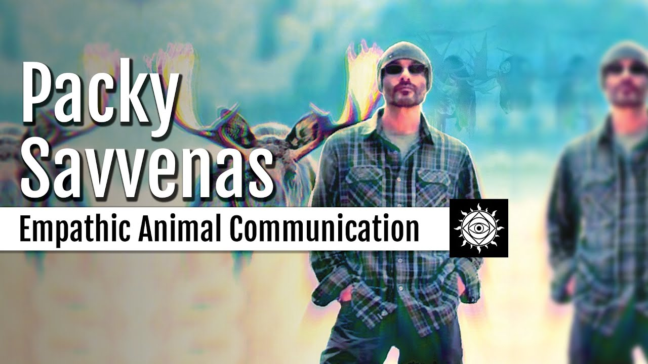 Packy Savennas | Empathic Animal Communication, Rewiring The Brain & Beating OCD