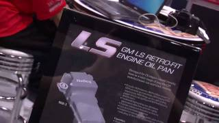 2010 SEMA V8TV Video Coverage: Holley Performance Products LS Intakes, Pan, and Mounts