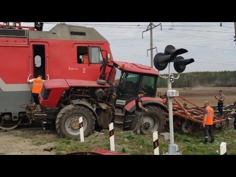 Локомотив разгромил трактор на выезде. Real Video