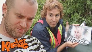 Puzzling Puzzle Prank - Just For Laughs Gags